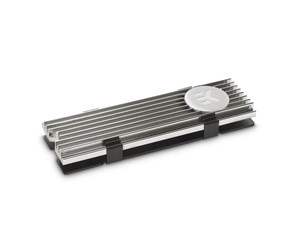 3830046991799 - EK Water Blocks EK-M.2 NVMe Heatsink - Nickel
