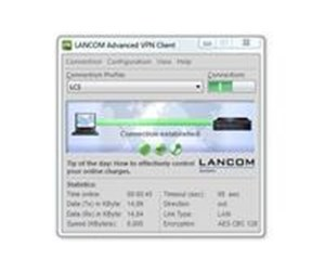 LS61605 - Lancom Advanced VPN Client -