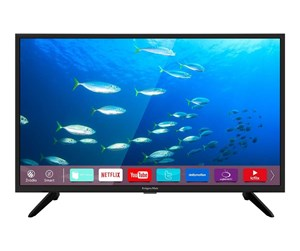 "KM0232-S - Kruger & Matz 32"" Fladskærms TV *DEMO* A-32SHD10 - LED - 720p -"
