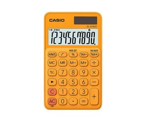 SL-310UC-RG - CASIO SL-310UC - pocket calculator