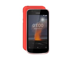 11FRTR01A09 - Nokia 1 8GB - Warm Red