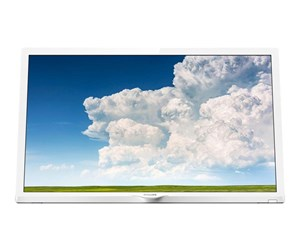 "24PHS4354/12 Bialy - Philips 24"" Fladskærms TV 24PHS4354 24"" LED TV - LED - 720p -"