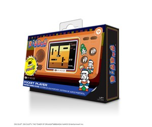 DGUNL-3243 - dreamGEAR Pocketplayer Dig Dug 3 games