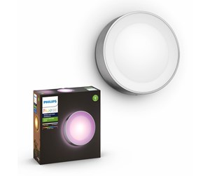 915005843301 - Philips Hue Outdoor Daylo Væglampe - Inox