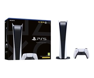 0711719396307 - Sony PlayStation 5 - Digital Edition (Nordic)