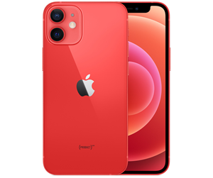 MGE53QN/A - Apple iPhone 12 mini 5G 128GB - PRODUCT(RED)
