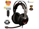HX-HSCR-BK/EM - Kingston HyperX Cloud Revolver - Black - Sort