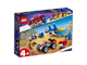 "70821 - LEGO Lego Movie 70821 70821 Emmet og Bennys ""Byg og fiks""-værksted!"